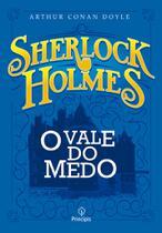 Livro - Sherlock Holmes - O vale do medo -