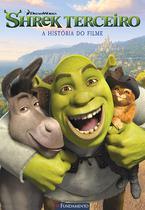 Livro - Shrek Terceiro - A História Do Filme (Dreamworks) -