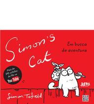 Livro - Simon's cat: em busca de aventura -