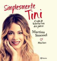 Livro - Simplesmente Tini -