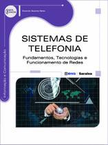Livro - Sistemas de telefonia - Fundamentos, tecnologias e funcionamento de redes