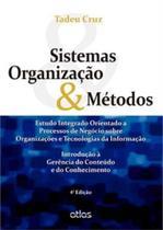Livro - Sistemas, Organização & Métodos -