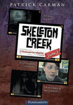 Livro - Skeleton Creek 02 - O Fantasma Na Máquina -