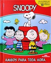 Livro - Snoopy – Amigos Para Toda Hora -