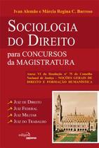 Livro - Sociologia do direito para concursos da magistratura -