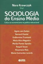 Livro - Sociologia do Ensino Médio -