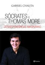 Livro - Sócrates e Thomas More - correspondência imaginári -