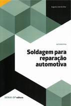 Livro Soldagem Para Reparação Automotiva - Senai