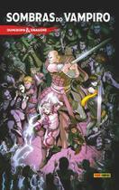 Livro - Sombras do Vampiro: Dungeons & Dragons -