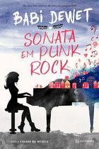 Livro - Sonata em punk rock -