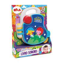 Livro Sonoro - Elka -