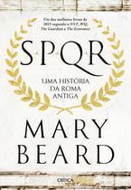 Livro - SPQR - Uma história da Roma antiga -