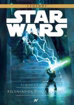 Livro - Star Wars : Ascensão da força sombria - 2º da trilogia Thrawn