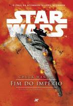 Livro - Star Wars : Fim do império - 3º da trilogia Aftermath