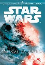 Livro - Star Wars : Marcas da guerra - 1º da Trilogia Aftermath