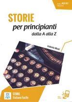 Livro - Storie Per Principianti - Racconti Dalla A Alla Z - Alm - alma edizioni