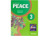 Livro Students for Peace 3 - 2nd Edition Inglês 8º Ano