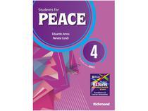 Livro Students for Peace 4 - 2nd Edition Inglês 9º Ano