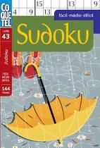 Livro - SUDOKU FC/MD/DF-43 S/P -
