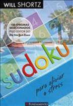 Livro - Sudoku Para Aliviar O Stress -