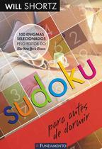 Livro - Sudoku Para Antes De Dormir -