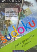 Livro - Sudoku Para Aproveitar A Praia -