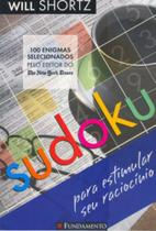 Livro - Sudoku Para Estimular O Racíocinio -