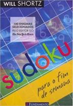 Livro - Sudoku Para O Fim De Semana -