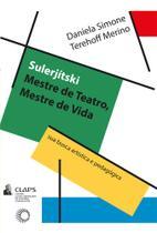Livro - Sulerjítski: mestre de teatro, mestre de vida -