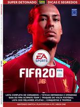 Livro - Super Detonado Dicas e Segredos - FIFA20 -