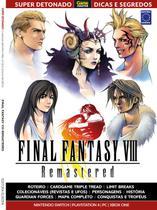 Livro Super Detonado Dicas e Segredos - Final Fantasy VIII Remastered - Editora Europa