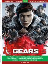 Livro Super Detonado Dicas e Segredos - Gears of War 5 - Editora Europa