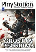Livro - Super Detonado Dicas e Segredos - Ghost of Tsushima -