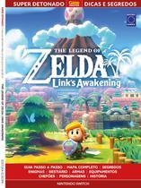 Livro - Super Detonado Dicas e Segredos - The Legend of Zelda Links Awakening -
