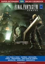 Livro - Super Detonado Game Master Dicas e Segredos - Final Fantasy VII Remake -