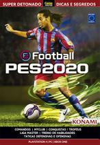 Livro - Super Detonado Game Master Dicas e Segredos - PES2020 -