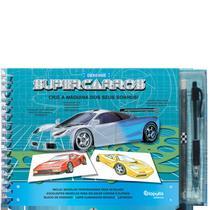 Livro - Supercarros -