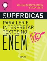 Livro - Superdicas para ler e interpretar textos no ENEM 2