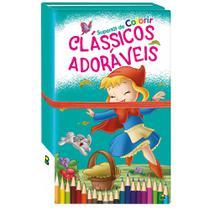 Livro - Superkit de Colorir: Clássicos Adoráveis -