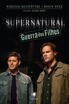 Livro Supernatural  Guerra Dos Filhos  David Reed - Gryphus