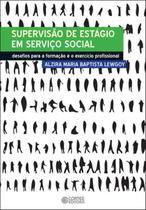 Livro - Supervisão de estágio em Serviço Social -