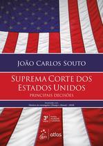 Livro - Suprema Corte dos Estados Unidos - Principais Decisões -