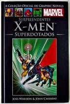 Livro Surpreendentes X-Men Superdotados - Marvel