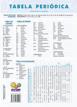Livro - Tabela periódica Todolivro com encarte -