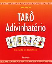Livro - Tarô Adivinhatório -