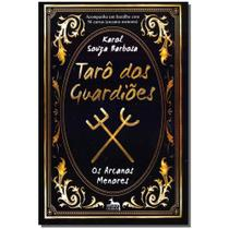 Livro - Taro Dos Guardioes - Anubis editores ltda.
