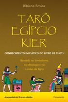 Livro - Tarô Egípcio Kier -