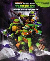 Livro - Tartarugas Mutantes Ninja -