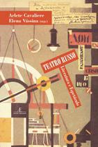 Livro - Teatro Russo -