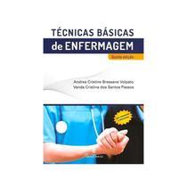 Livro - Técnicas Básicas de Enfermagem - Volpato   - Martinari